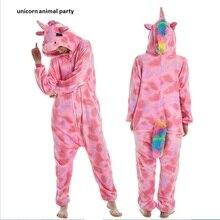 Kigurumi pajama Pokemon Pikachu Unicorn Cosplay Animal Hoodie Sleepwear Pajamas Adult Unisex Stitch Onesie Costume tiger