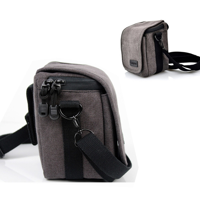 Camera Bag For Canon EOS M3 M10 G1X G5X SX540 SX530HS SX520 SX510 SX400IS SX410 SX420 SX150 SX130IS shoulder bag case