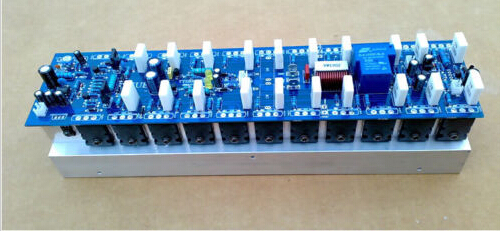 Assembled 1200W Powerful amplifier board/mono amp board недорого