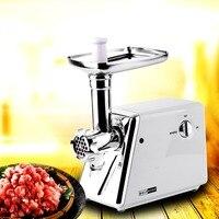 Homeleader Household Electric Meat Grinder Commercial Meat Slicer Multifunctional Meat Mincer Kitchen Tools J32C33
