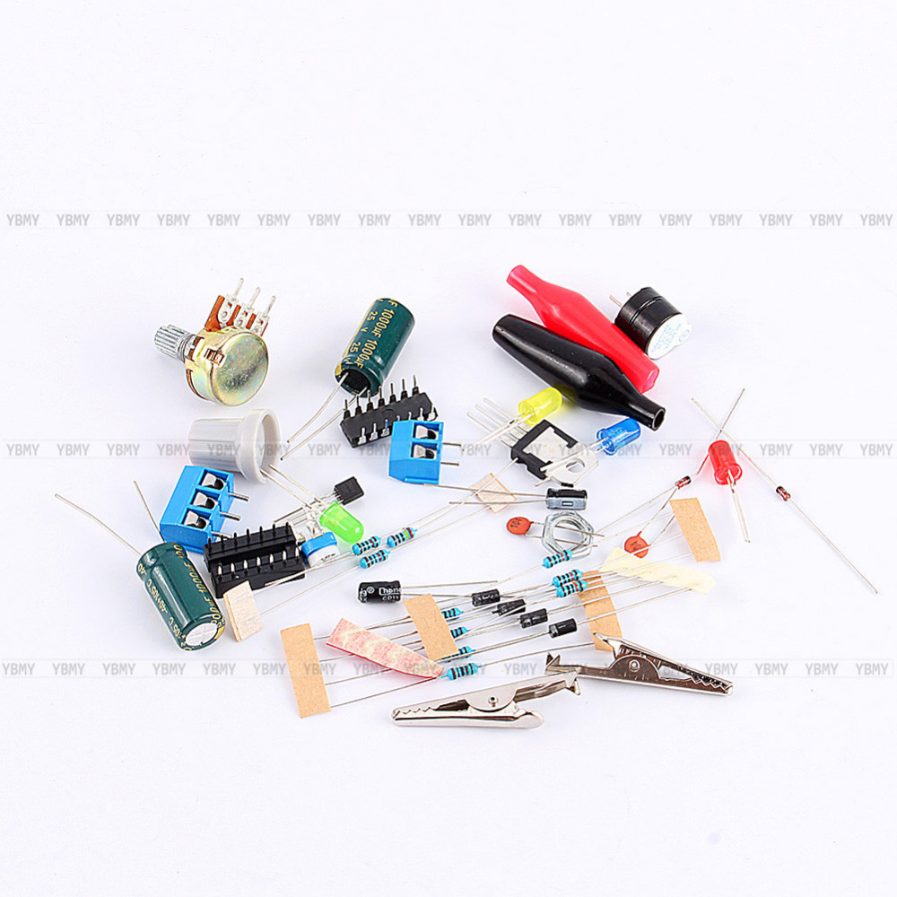 220v Lm317 Adjustable Power Supply Board Kit Electronics Spare Parts Engineering Eee Variable Voltage Regulator One Way Signal Generator Output Convenient To Provide The Pulse With A Logical Pen Function For Logic Level Of Test