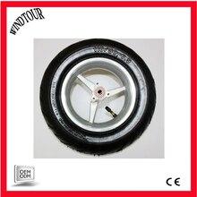 110/50-6.50 сзади заднее колесо+ дорожный шины 49cc Мини Pocket Rocket велосипед ямы