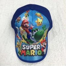 1pcs cartoon Super Mario Fashion Sun Hat Mario Casual Cosplay Baseball Cap children party gifts cheap Baseball Caps Polyester Boys L001