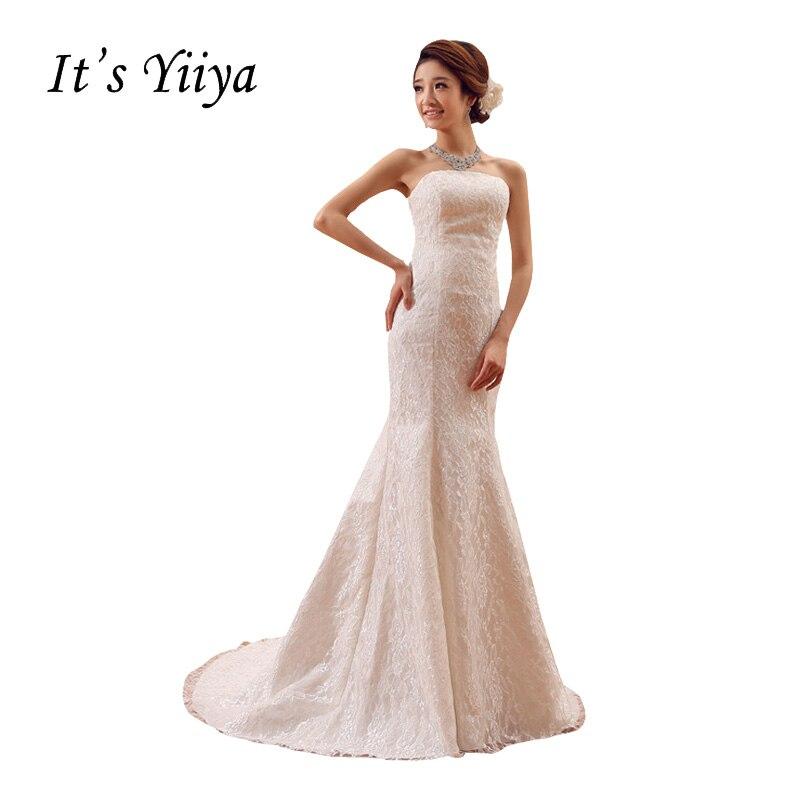 Free shipping 2015 new bridal wedding dress pure white mermaid Vestidos De Novia lace fashion wedding gown XXN006