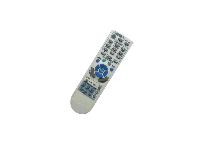 Array - us  12 95  remote control for nec um280wi lt180 lt280 lt380 np ve281x np m420x np ve281 vt37 vt47 np m361x ht410 ht510 3lcd projector in remote      rh   aliexpress com