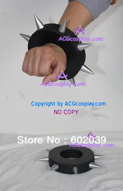 Street Fighter Chun Li Bracelet Cosplay Props Chunli Bracelets One Pair