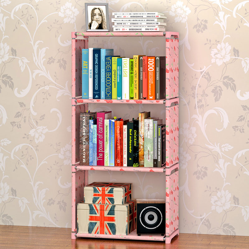 GIANTEX Bookshelf Storage Shelve for books Children book rack Bookcase for home furniture Boekenkast Librero estanteria kitaplikGIANTEX Bookshelf Storage Shelve for books Children book rack Bookcase for home furniture Boekenkast Librero estanteria kitaplik