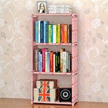 GIANTEX Scaffale di Stoccaggio Accantonare per libri Per Bambini libro cremagliera Libreria per mobili per la casa Boekenkast Librero estanteria kitaplik