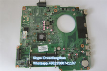 Free shipping Laptop Main Board For Touchsmart 15 15-N 734827-501 Motherboard A6-5200 DA0U93MB6D0 100% Tested Work Good