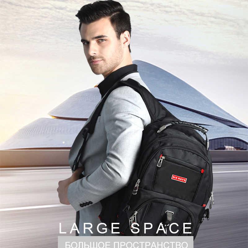 Hot Sale Children School Bags Boy Backpacks Brand Design Teenagers Best Students Travel Usb Charging Waterproof Schoolbag