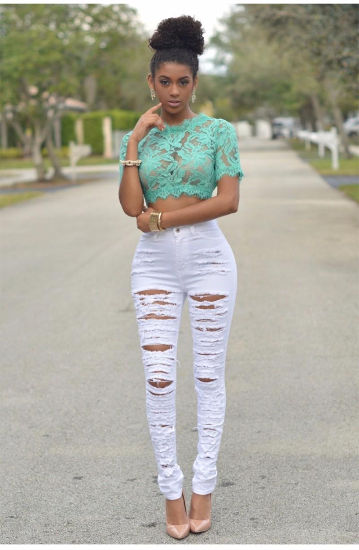 New Designer Denim Jeans 7