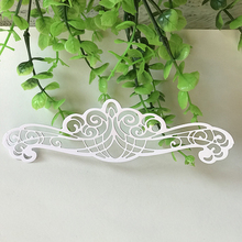 Lace Wave Edge Metal Cutting Dies for Card Making
