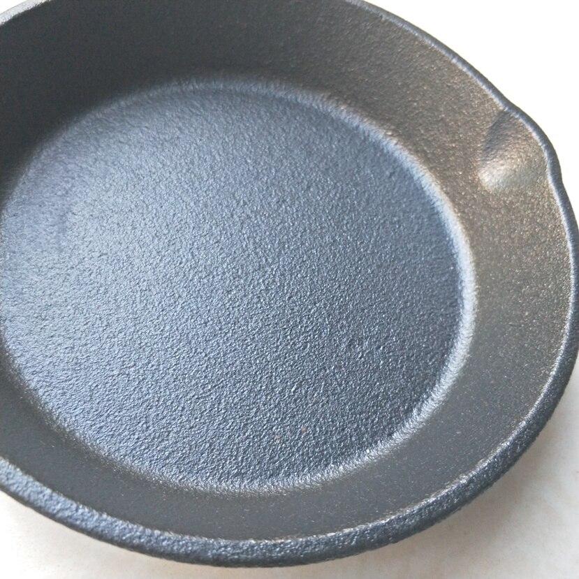 Cast Iron Skillet 16cm Frying Pan 2