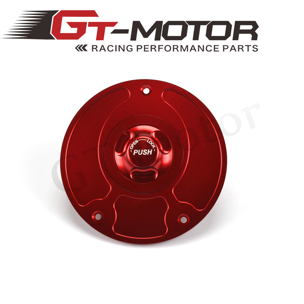 GT Motor - Motorcycle New CNC Aluminum Fuel Gas CAPS Tank Cap tanks Cover With Rapid Locking For HONDA  CBR 1100 1100XX CB 600F handbook of magnetic materials volume 11