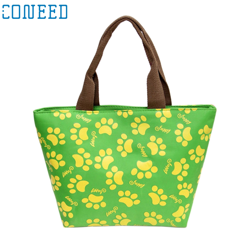 My House Thermal Insulated Tote Picnic Lunch Cool Bag Cooler Box Handbag Pouch 2017 New Hot Sell 17Tue27