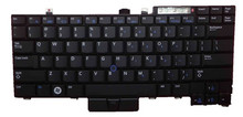 Laptop Keyboard For DELL Latitude E6400 E6400 ATG E6400 XFR US UNITED STATES edition Colour black OUK717