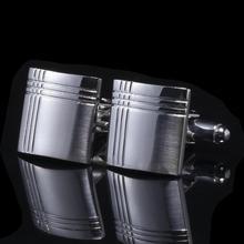 Mdiger Fashion Classic Design Square Cufflinks for Men Formal Wear Business Shirt Cuff Link Buttons Accessories Male Cufflink