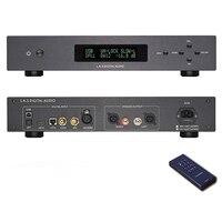 L.k.s аудио MH DA004 двойной ES9038pro флагманский DSD DAC Вход коаксиальный AES EBU для доп USB I2S оптический аудио декодер D/A Converter