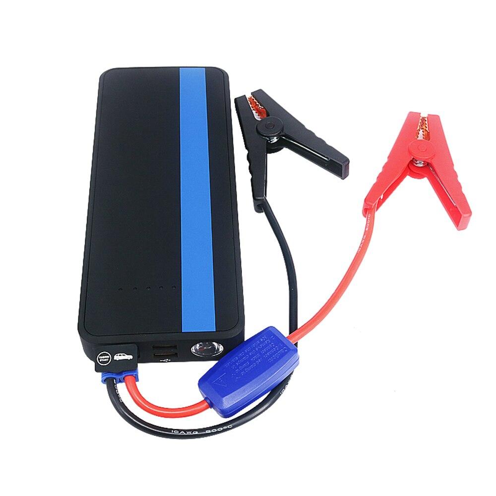KKMOON Starthilfe Auto 12 V 700A 18000 mAh Multifunktionsenergienbank Batterie Booster und Handy-ladegerät mit Intelligente Lade Port