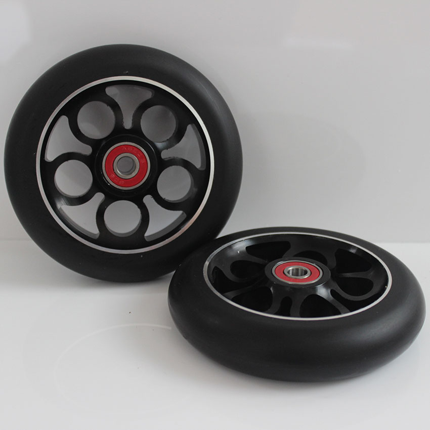 The Most Popular Products! Wholesale Stunt Scooter Wheels 110x24mm88A! 50PCS