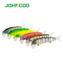 Wobbler 110mm 14.7g Hard Fishing Lure Minnow Bait Artificial Magallon Swim With Spare Tail Lures High Quality