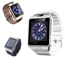 2016 nuevo smart watch con cámara tarjeta sim reloj de pulsera bluetooth smartwatch para android ios teléfonos soporte multi idiomas