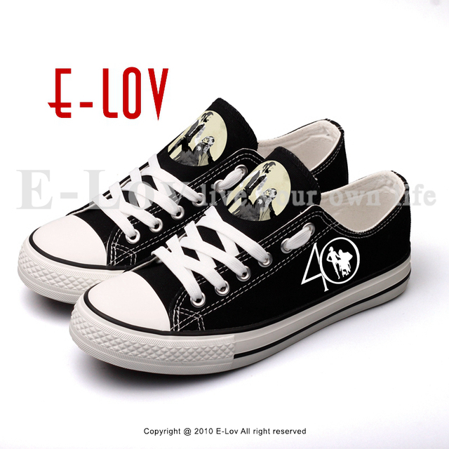 f988c9e209f e lov design heavy metal rock band printed canvas shoes low top Heavy Metal  Starter Pack e lov design heavy metal rock band printed canvas shoes low top  ...