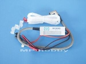 Image 2 - Оригинальный CDI электронный воспламенитель для NGH GT9pro Газовые двигатели бесплатная доставка 9202