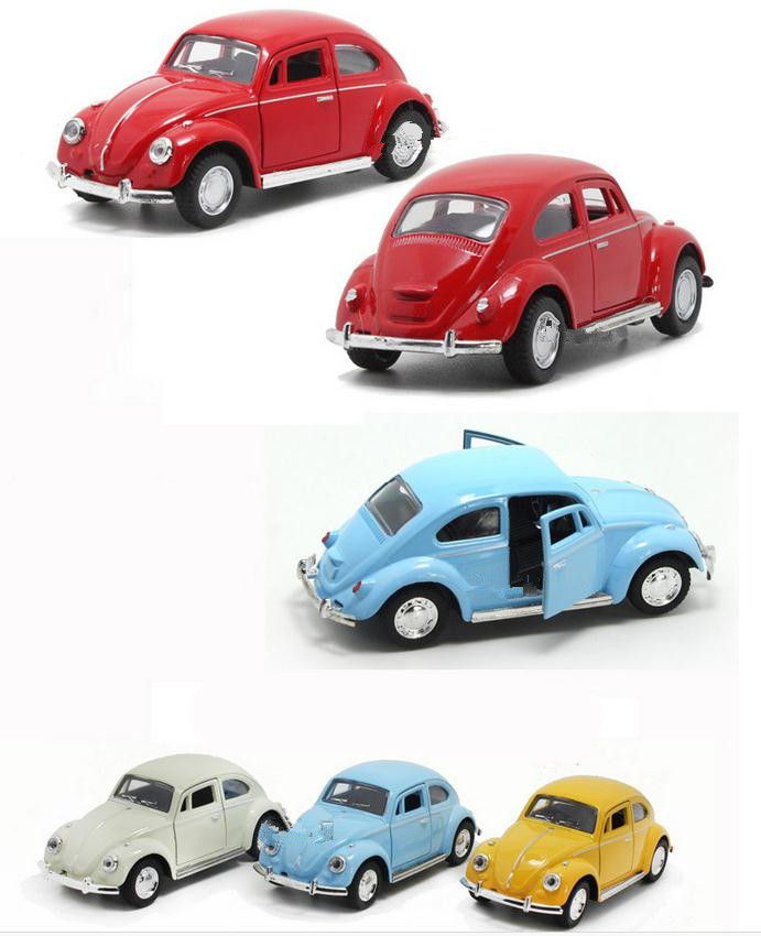 Special offer toy,Retro jacket insects,Antique classic cars,1:32 ...