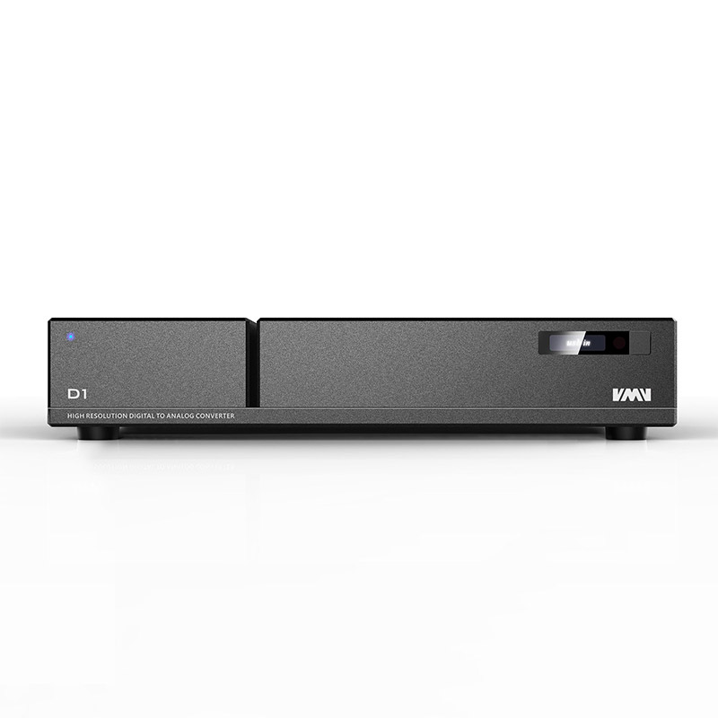 SMSL VMV D1 Digital-Decoder Analog Audio Konverter PCM 768 khz/32bit DSD64-512 USB/Faser/Koaxial/ EBU DAC