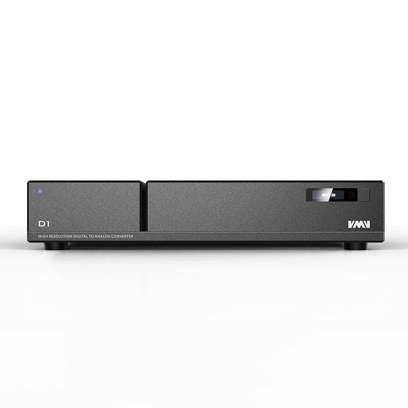 SMSL VMV D1 Numérique Décodeur Analogique Audio Converter PCM 768 khz/32bit DSD64-512 USB/Fiber/Coaxial/ EBU DAC