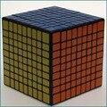 Nueva Shengshou magia Puzzle Cube 9 x 9 x 9 ( blanco y negro ) velocidad competencia profesional Cubo juguetes educativos Kid regalo