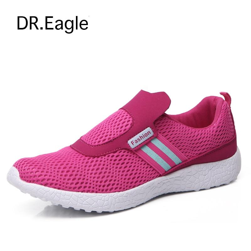 2017 summer Woman sport shoes outdoor Breathable mesh women krasovki free run sneakers women running shoes free shipping