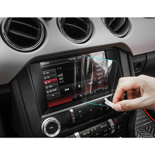 SHINEKA стайлинга автомобилей gps навигации экран декоративная защита наклейки подходят для Ford Mustang 2015 +