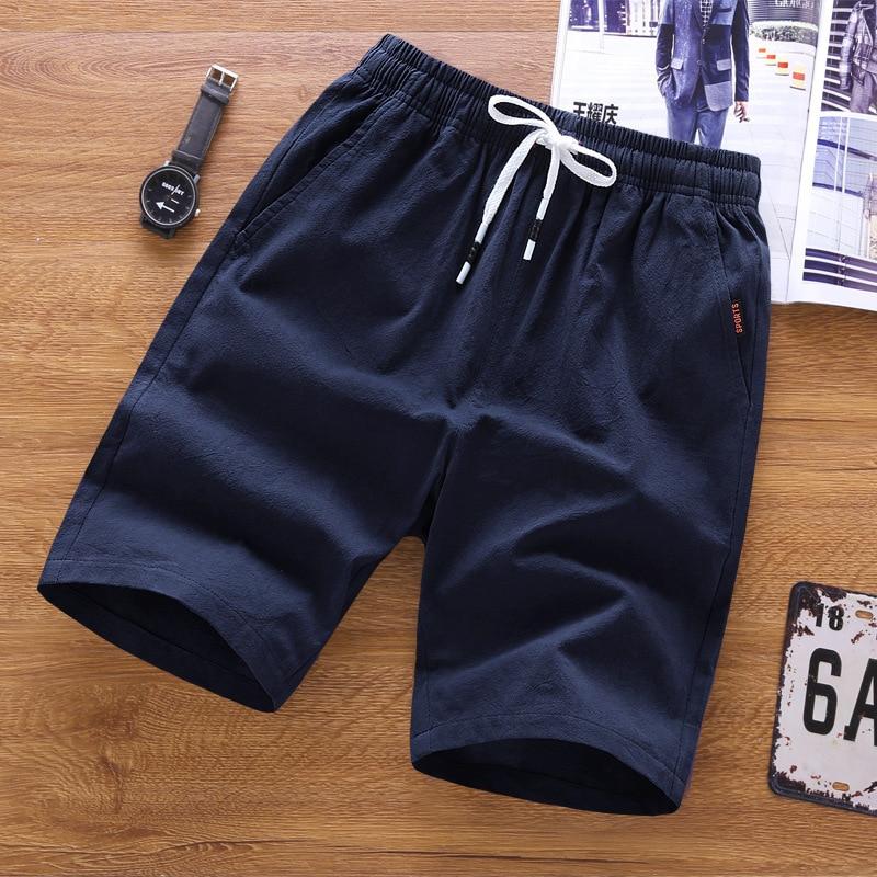 New Summer Shorts For Men Beachwear Short Mens Casual Beachwear Board Shorts Male Knee Length Streetwear Beach Short Homme