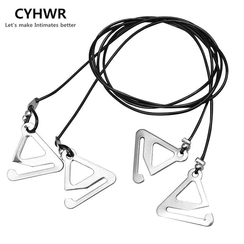 CYHWR invisible transparent shoulder strap adjustable bra straps Womens underwear