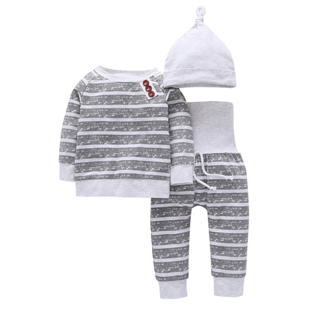 Gray 3 Piece Set