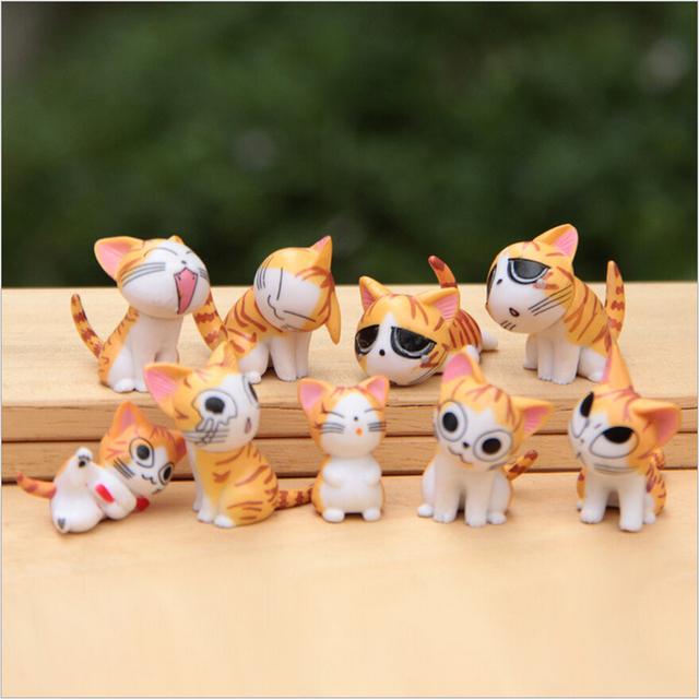Sweet Home Cat Figures