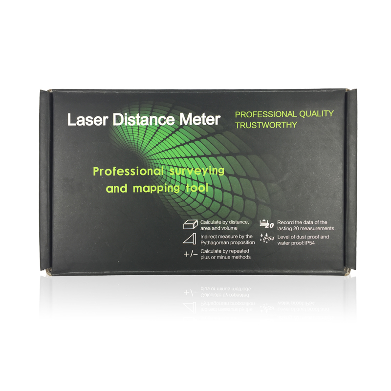 100M HiDANCE 12 IN 1 digitális lézer távolságmérő lézeres - Mérőműszerek - Fénykép 6