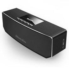 Bluedio CS4 Mini Bluetooth Hoparlör Taşınabilir Kablosuz Hoparlörler Ses Sistemi 3D Stereo Müzik cep telefonu için Surround hoparlör