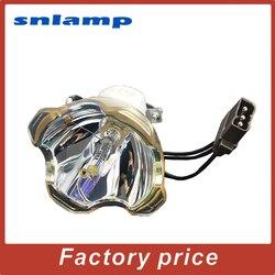 Oryginalny nagie lampa projektora POA-LMP136//610-346-9607 żarówka dla PLC-XM150 PLC-XM150L PLC-WM5500 PLC-ZM5000L PLC-WM5500L