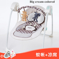 Free Delivery electric baby rocking chair baby rocking chair chaise lounge placarders chair cradle bed rocking chair swing music
