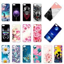 Case For huawei y5 2018 Y5 Prime 2018 Y5 Lite 2018 DRA-LX5 Soft TPU Silicone Cover For Huawei Y5 Prime 2018 Phone Cases Bumper