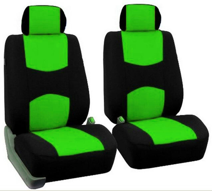 Sandwich Bucket Car Seat Covers Fit Most Car, Truck, Suv, or Van. Airbags Compatible Seat Cover car seat