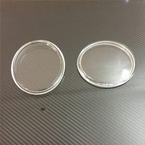 2pcs/lot 103X90mm Tempered Glass Fog Light For Nissan X-Trail T31 2007-2015 T30 2001 2002 2003 2004 2005 2006(China)