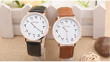 Waterproof Brand OKTIME movement Relojs Clock New Design Leather watches lady Hot men and women's wristwatches