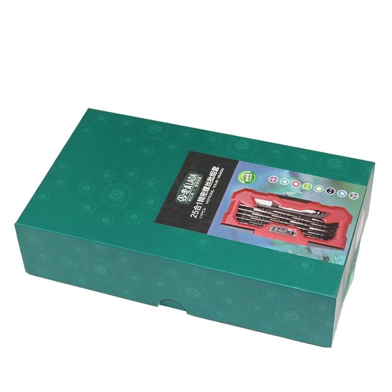 LAOA 25 ühes täpsusega kruvikeerajate komplekt - - Käsitööriistad - Foto 6