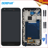 AAA Black For LG Google Nexus 5X H790 H791 H798 LCD Display Touch Screen Digitizer Assembly