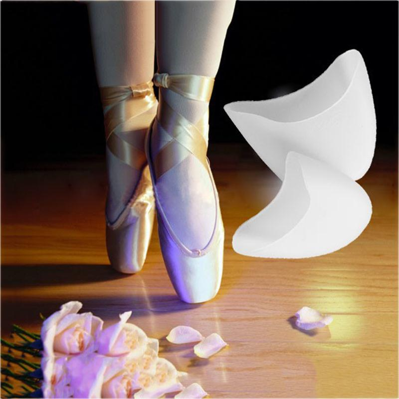 1 Pair Silicone Gel Ballet Dancer Toe Protector Foot Care Tool Remit High Heel Shoes Cause Feet Pain