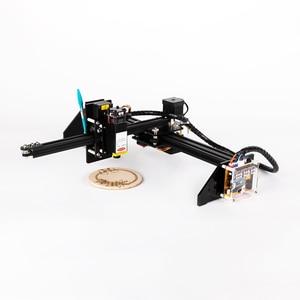 Image 2 - Nieuwe Diy Tekening Schrijven Robot Xy Plotter Pen 2039 Desktop Mini Laser Cutter Graveur Machine Lazer Houtbewerking Carving Router